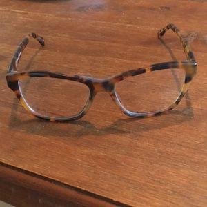 Tortoise & Blonde prescription eyeglasses